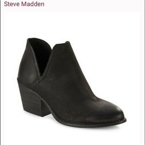 Steve Madden Alpaso leather boots- 8.5